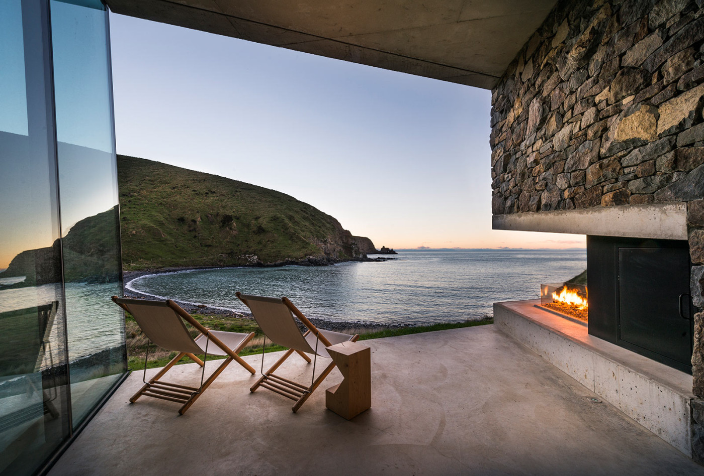 Seascape Retreat Residential Architecture By Patterson